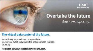 Overtakethefuture